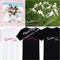 Seventeen17 LOVE LETTER WOOZI álbum frauen langarm T-shirt camisetas mujeres camisetas femenina hoodie kpop diecisiete casos