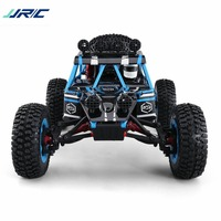 JJRC Q39 RC Car HIGHLANDER 1:12 4WD RC Desert Truck RTR 35km/H Fast Speed High Torque Servo 7.4V 1500mAh LiPo Off Road Cars Toy