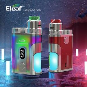 Image 5 - Grote Verkoop Originele Eleaf Pico Squeeze 2 Kit Met Coral 2 Verstuiver 100W Vape Kit 8Ml Tank Vs eleaf Istick Pico E Sigaret