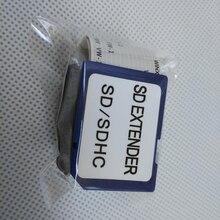 60 см SD SDHC SDXC карты мужчин и женщин SD гибкое Расширение карты Кабель-адаптер удлинитель для ТВ телефона gps Автомобильный видеорегистратор Камера Горячая Распродажа