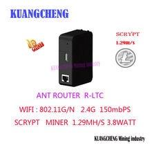 Майнер kuangcheng ant r1 с сопротивлением 129 м scrypt litecoin