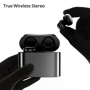 Image 5 - Bonola ANC Wireless Bluetooth Earphone Stereo Active Noise Canceling Earbuds TWS Touch Key Bluetooth 5.0 Earphones For Huawei