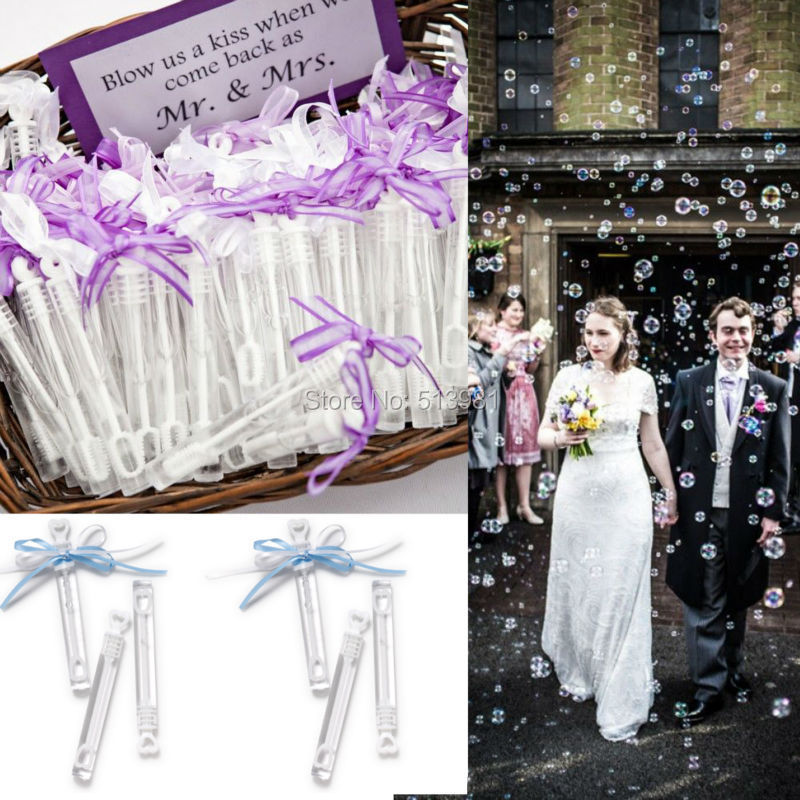 Inexpensive Wedding Bubbles