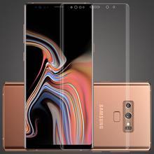 Full Coverage Soft Screen Protector For Samsung S10 S9 S8 Note9 8 Non Temperd Glass For Galaxy S10E S9 S8 Plus S7 S6Edge Film цена и фото