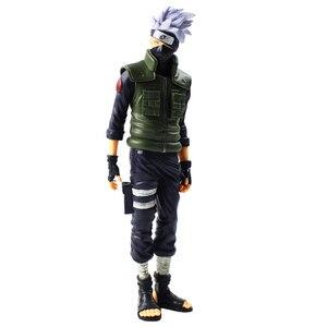 Image 5 - 3style anime Naruto figurki Uzumaki Naruto uchiha sasuke hatake kakashi pcv figurka model kolekcjonerski zabawki prezent dla dzieci