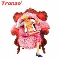 Tronzo Action Figure One Piece Donquixote Doflamingo GK Figure PVC Model Toys Collection Anime One Piece GK Figurine Jouets