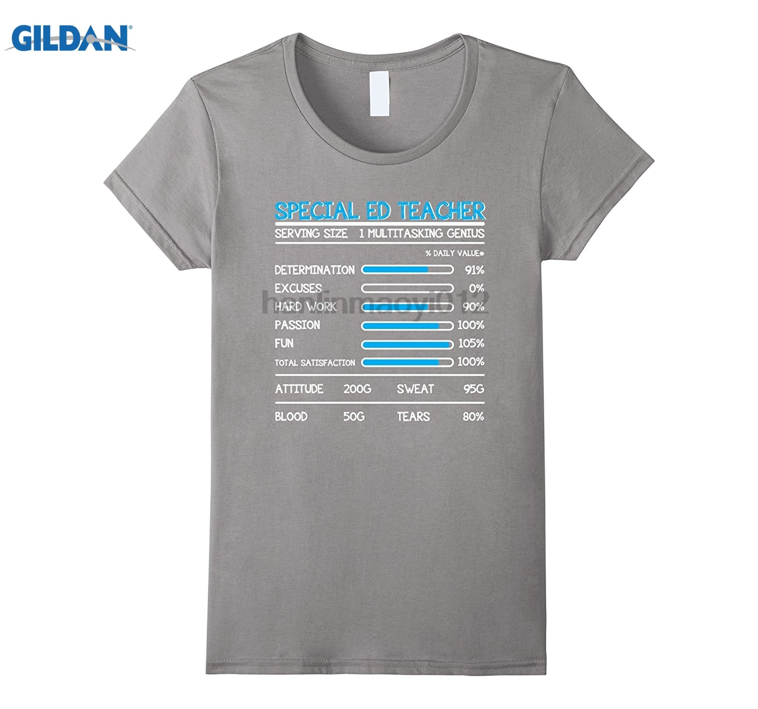 GILDAN Special Ed Teacher Disabilities Students Patient Gifts Shirt glasses Womens T-shirt