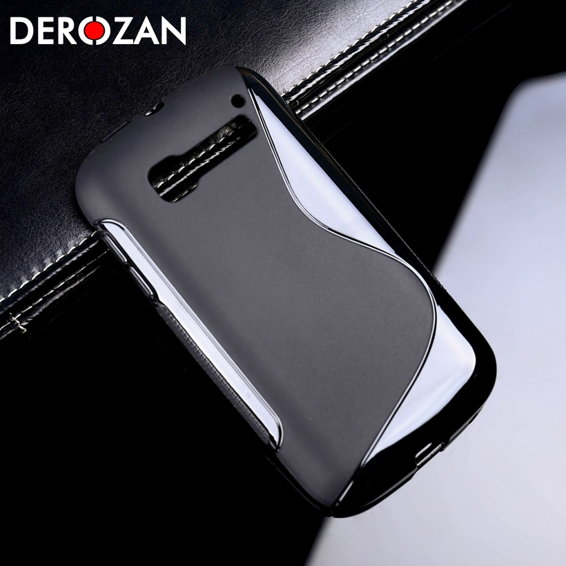 DEROZAN Phone Cases For <font><b>Alcatel</b></font> One Touch Pop C5 Cover Pop 2 <font><b>3</b></font> 4 C9 Pixi <font><b>3</b></font> 4 <font><b>Idol</b></font> <font><b>3</b></font> 4 7047D 5036D 7044 5025D Go Play Back Cover image