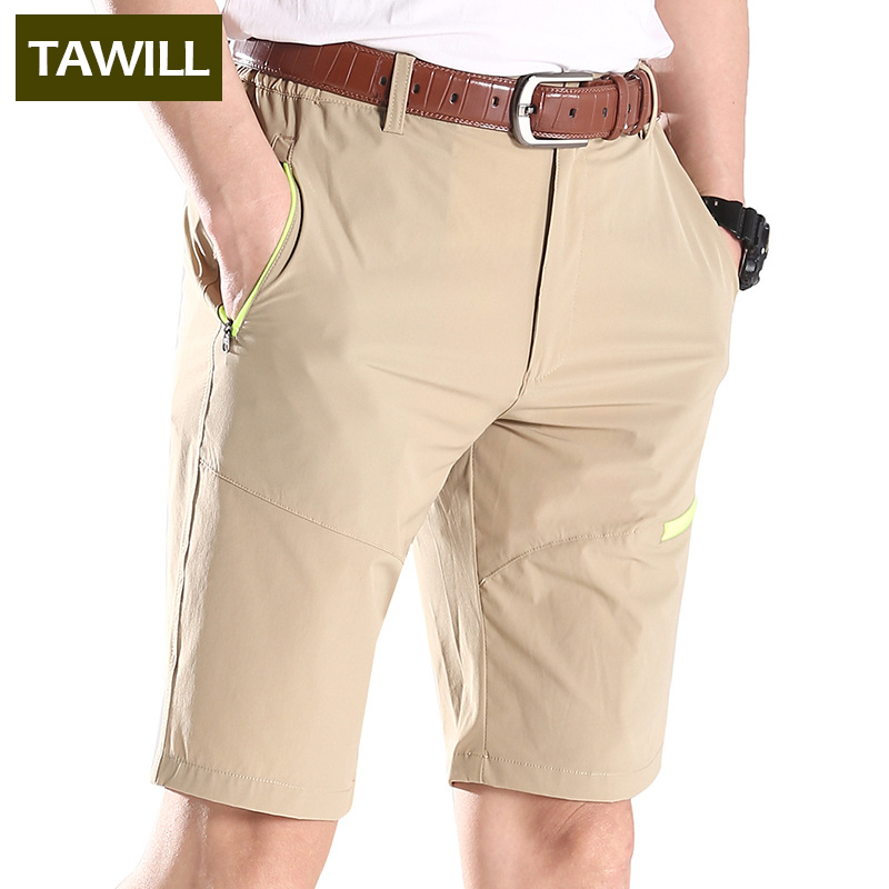 TAWILL Fashion Mens Shorts Military Short Pants 100% Cotton Casual Cargo Shorts Pants Size Brand Clothing high quality 711