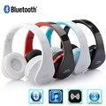 Bluetooth Гарнитура Наушники Беспроводной Головной телефон набор Стерео Наушники Наушника Аудио для iPhone Samsung Складной Дизайн игры