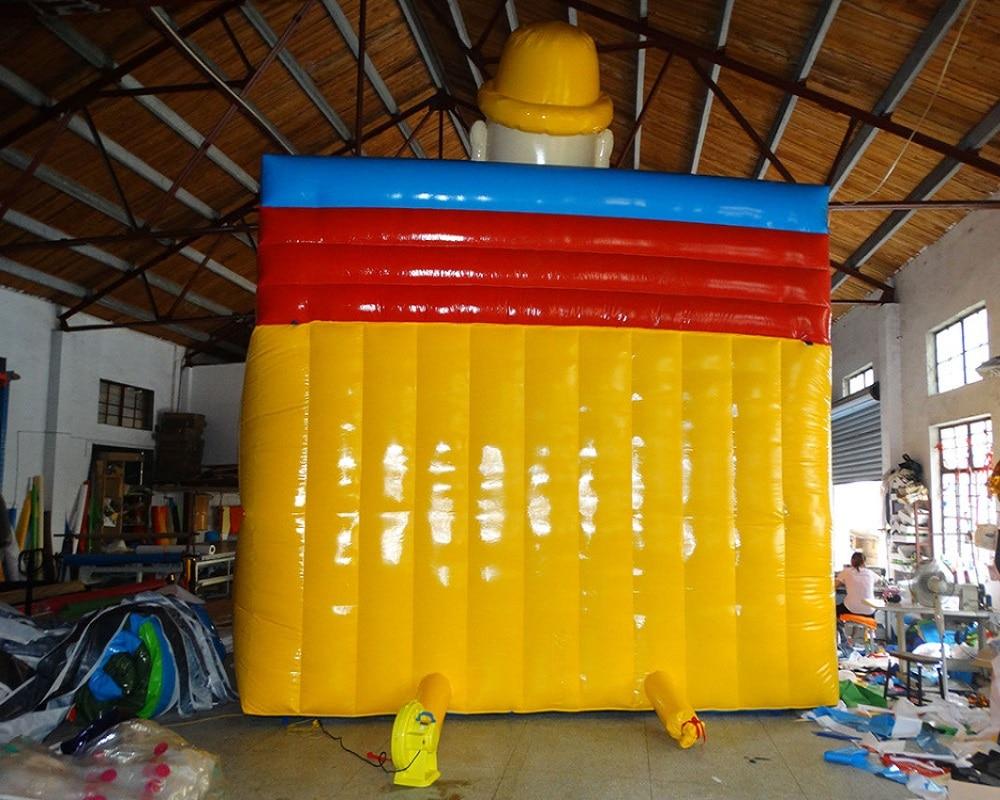 Çocuk eğlence parkı slayt şişme fabrika doğrudan - Eğlence - Fotoğraf 4