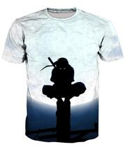 Naruto Classic Printed T-Shirts