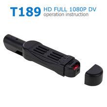 Promo offer T189 8 MP Lens Full HD 1080P Mini Pen Voice video Camera Recorder TV Out Digital DVR Cam