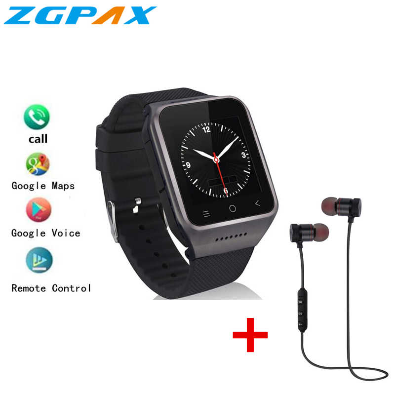 S8 Pro Android 5.1 1.54 inch 3G Smart Watch Phone MTK6580 1.3GHz Quad Core 1GB RAM 16GB ROM Bluetooth 4.0 SmartWatch vs kw06 Z01