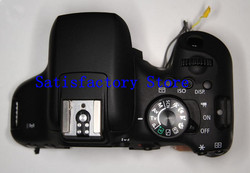 90%new 750D Top cover assembly and buttons for Canon 750D open unit SLR camera repair Part