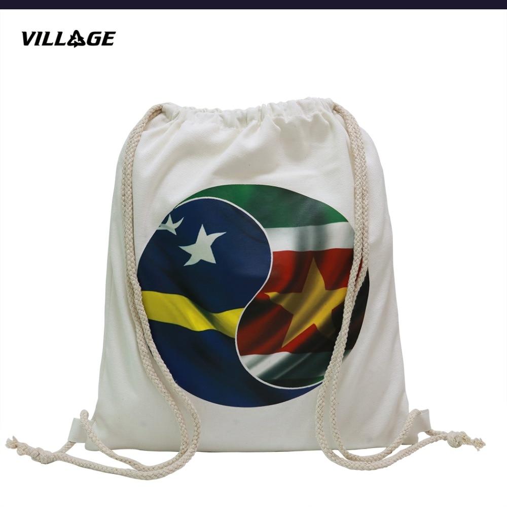 100pcs/Lot Wholesale Free Custom Canvas Cotton Drawstring Bag Printed