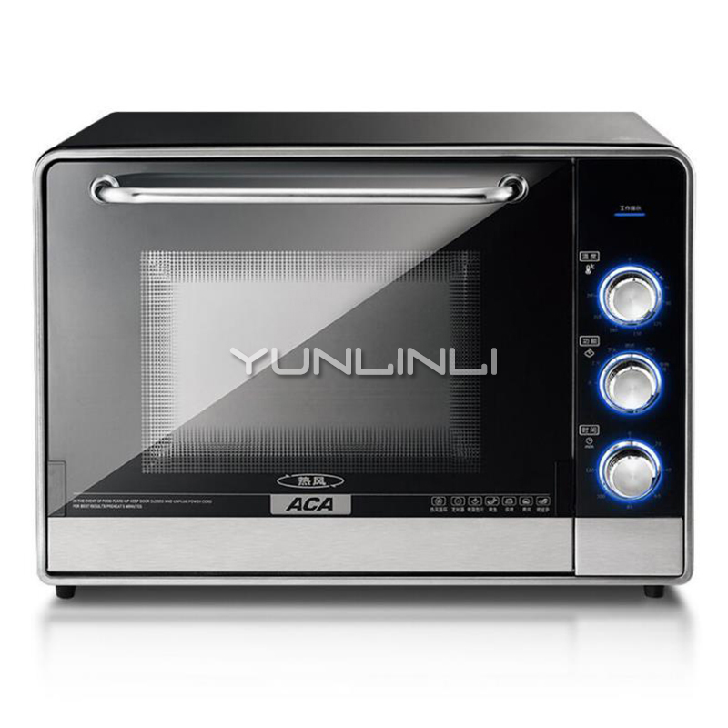 Multifunctional Electric Oven 34L Household Electric Baking Machine Electric Baking Oven ATO-MFR34D