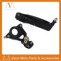 CNC Direction Steering Damper Stabilizer Holder Bracket Mounting For HONDA CBR600RR CBR 600 RR 07 08 09 10 11 12 13 14 15 16