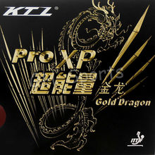 Free Shipping, KTL Pro XP (Pro-XP) Gold Dragon Red Pips-In Table Tennis (Ping Pong) Rubber With Sponge sitemap html page 2 page 6 page 5