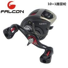 11 axis wheel wheel drop left hand right hand wheel reel road Yalun grips road sub fishing
