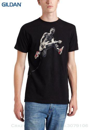 T Shirt Men Casual Cotton Short Sleeve Merchandising Mens Edward Van Halen Slim Fit T-shirt
