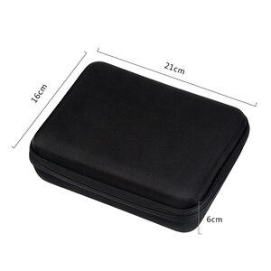 Image 4 - SHOOT M/S Size EVA Portable Case for GoPro Hero 9 8 7 5 Session Sjcam Sj4000 for Xiaomi Yi 4K Action Camera Collection Box Mount
