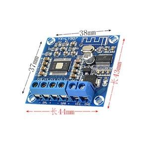 Image 2 - Mini 2x50W  DC 12 24V TPA3116D2 Bluetooth Class D Audio Stereo Digital Amplifier Board A4 020