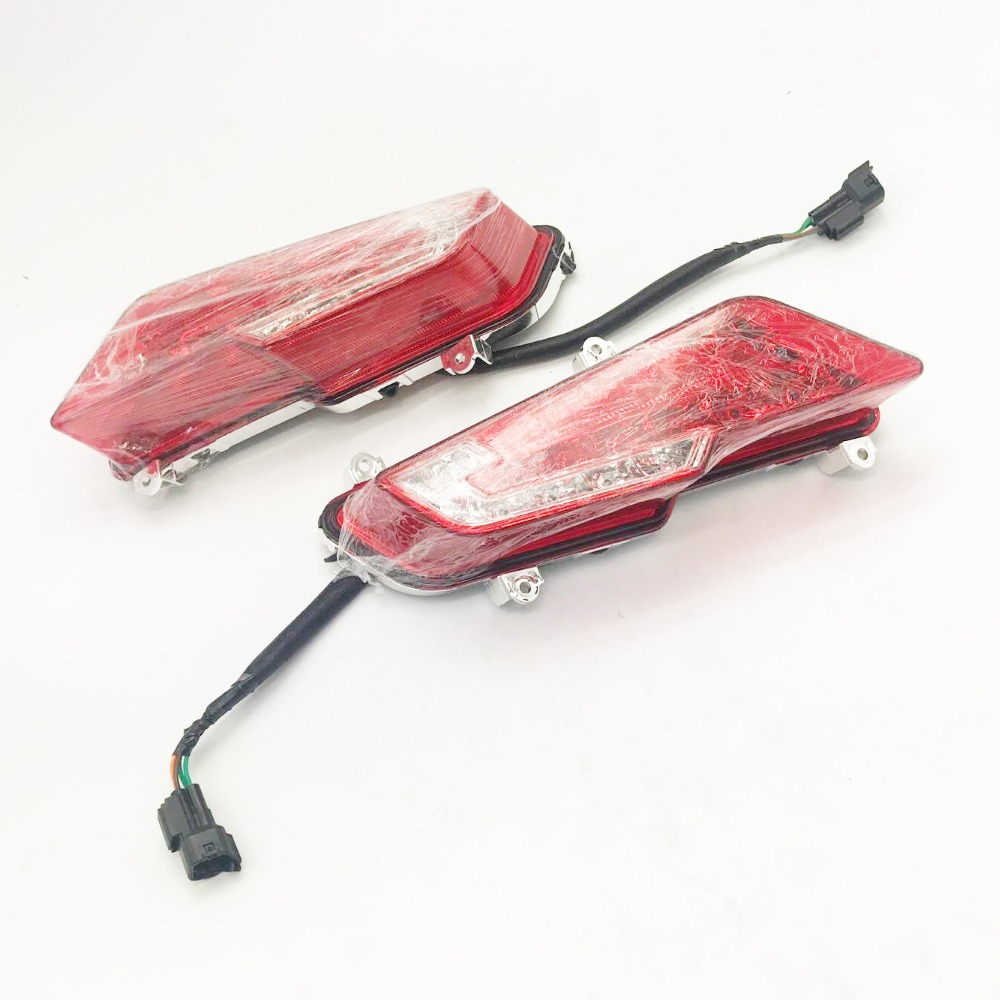 New A Pair CF Moto Right & Left Tail Light Comp Pair Zforce aCF800 800CC 7000-160230 7000-16240