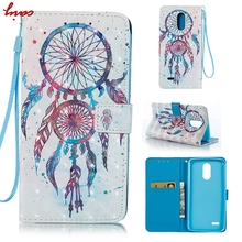 Phone Cases For LG Stylo 3 LS777 Stylus 3 M400N Book Flip Cover for LG Coques LS777 LS 777 Stylos 3 Leather Wallet Silicon Cases(China)