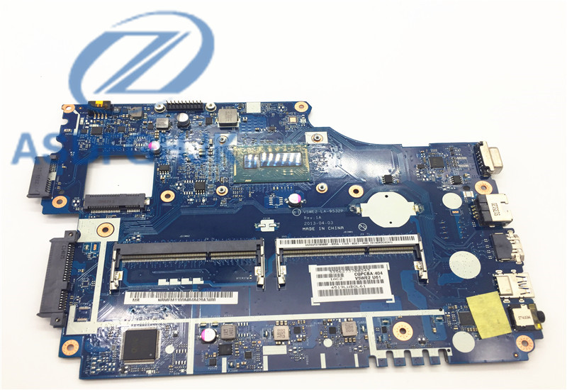 Laptop Motherboard FOR font b acer b font for aspire E1 572 E1 532 Motherboard NB