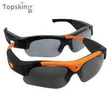 DV Sports Polarized Sunglasses HD 1080P Camera DVR 120 Degree Recorder