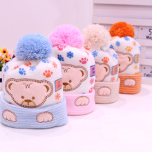 Baby Hat Kids Winter Hats Newborn Cap Hot Super Soft For Boys Girls Photo Props Baby