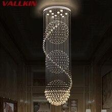 Moderne Kronleuchter Hause Beleuchtung lüster de cristal Dekoration Luxus Innen Kronleuchter Anhänger Wohnzimmer Indoor Lampe