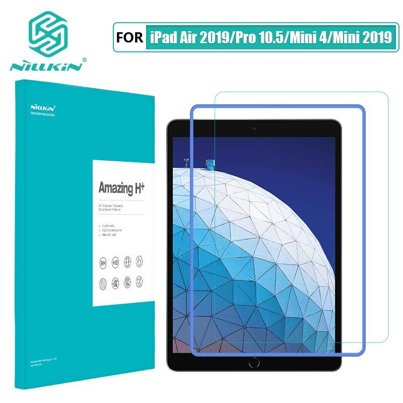 NILLKIN for iPad Mini 2019 For iPad Mini 4/For iPad 9.7 (2018)/Pro 11 (2018) / Pro 12.9 (2018) Tempered Glass Screen ProtectorNILLKIN for iPad Mini 2019 For iPad Mini 4/For iPad 9.7 (2018)/Pro 11 (2018) / Pro 12.9 (2018) Tempered Glass Screen Protector