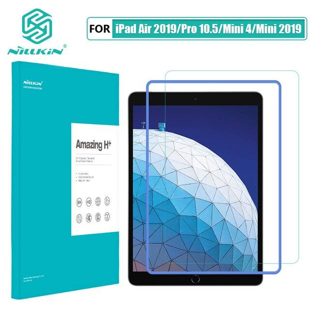 NILLKIN voor iPad Mini 2019 Voor iPad Mini 4/Voor iPad 9.7 (2018) /Pro 11 (2018)/Pro 12.9 (2018) Gehard Glas Screen Protector
