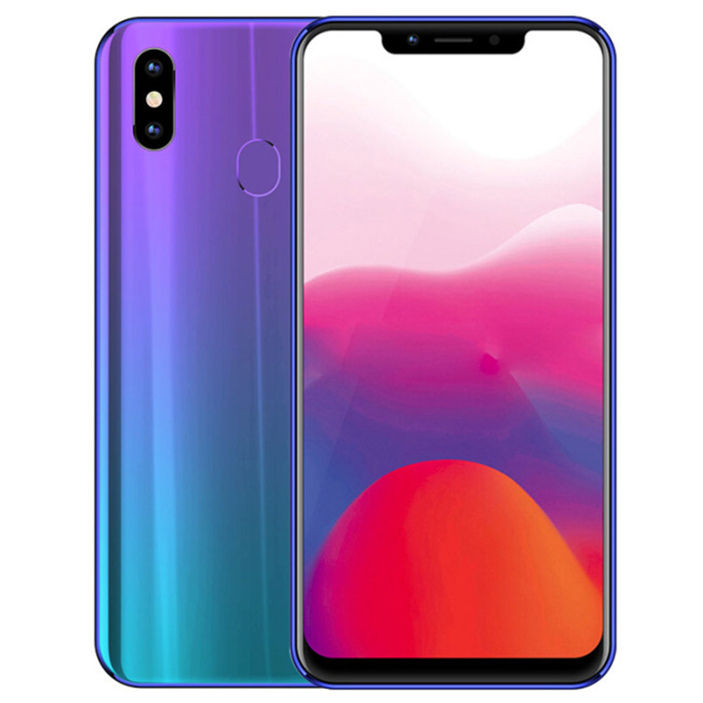 MEIIGOO S9 4GB RAM 32GB ROM MTK6750T 1.5GHz Octa Core 6.18 Inch In Cell FHD+ Full Screen Android 8.1 4G LTE Smartphone