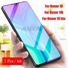 2 sztuk 9H szkło hartowane dla Huawei Honor 10i 10 folia ochronna na ekran lite na telefon ochronna dla Honor 10 lite 10i szkło hartowane