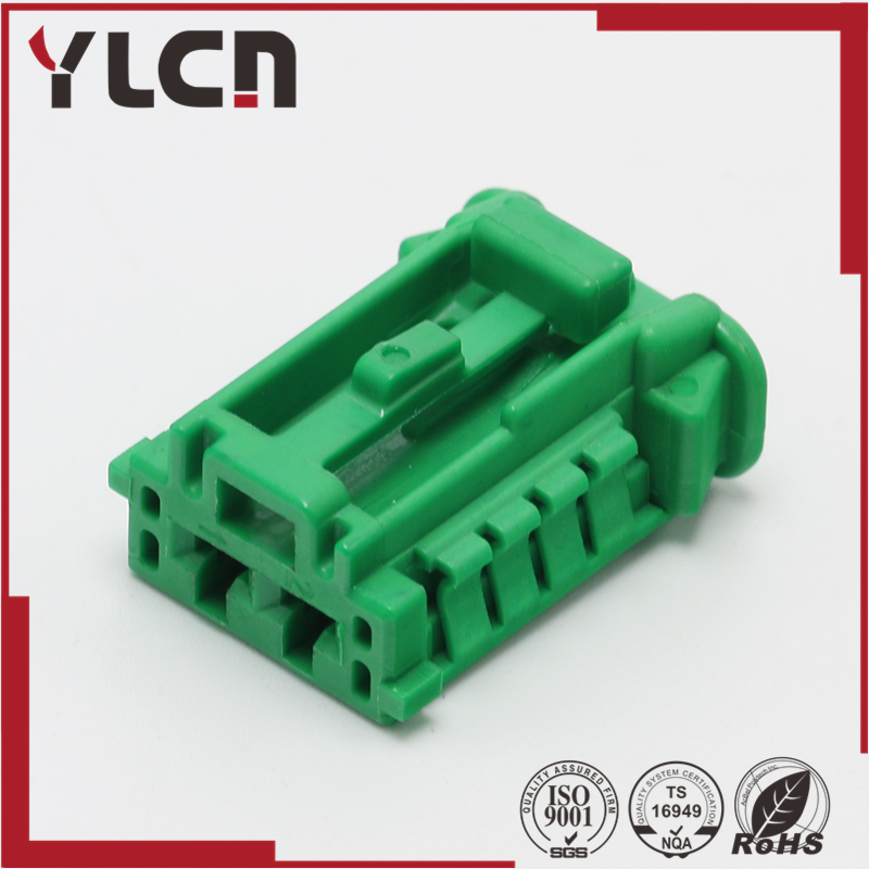 Free Shipping 2 Way Female Auto Electronic Housing Plug Wire Harness Hybrid Connector 01