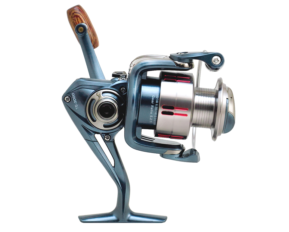 Soloplay 11 reel casting