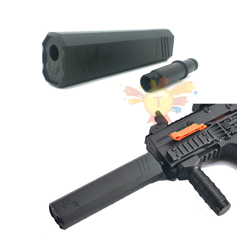 Toy Mag-fed Kriss Vector V2 Toy Gel Ball Gun Accessories Children Outdoor Hobby Water Guns #2