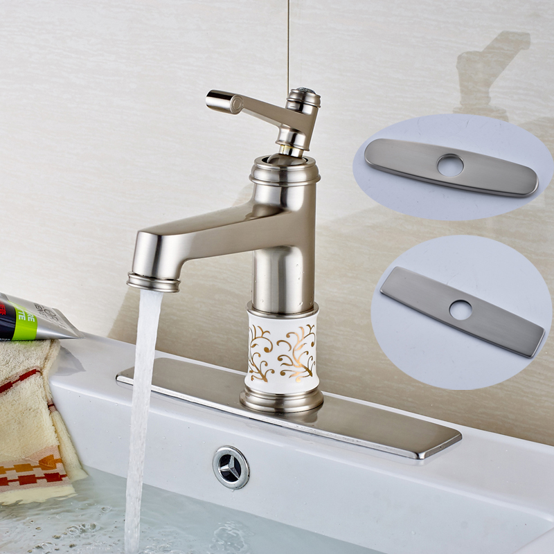 ᐊFree Shipping Wholesale and Retail Bathroom Sink Faucet Single ...