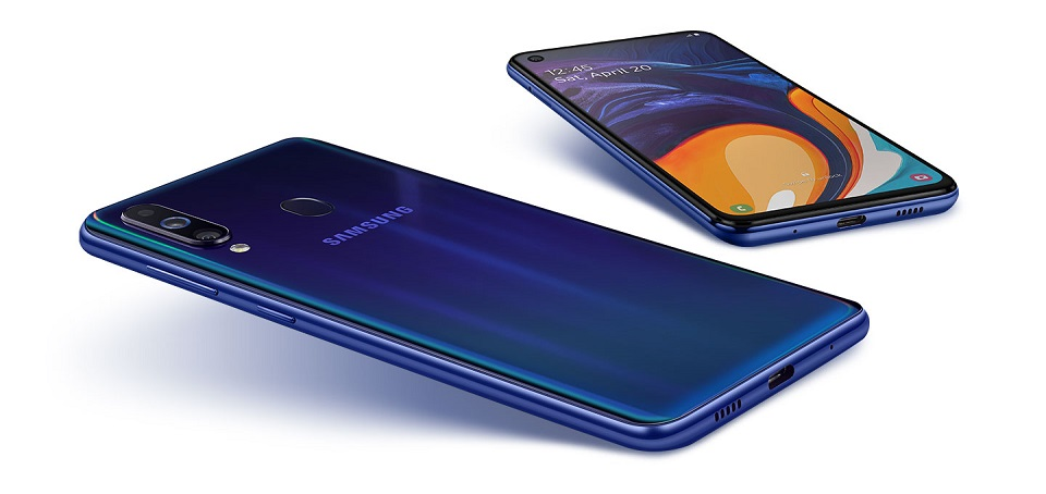 Samsung Galaxy A60 Full HD+ Infinity Display