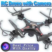 Livraison gratuite 777-365 RC Quadcopter Hélicoptère Télécommande Drone RC Jouet 2.4G 4CH VS X5SW X5SC X5C F181 FSWB