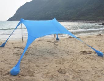 Tente de plage, Lycra, Auvent, Parasol, Auvent, Camping En Plein Air, Pêche, Protection UV