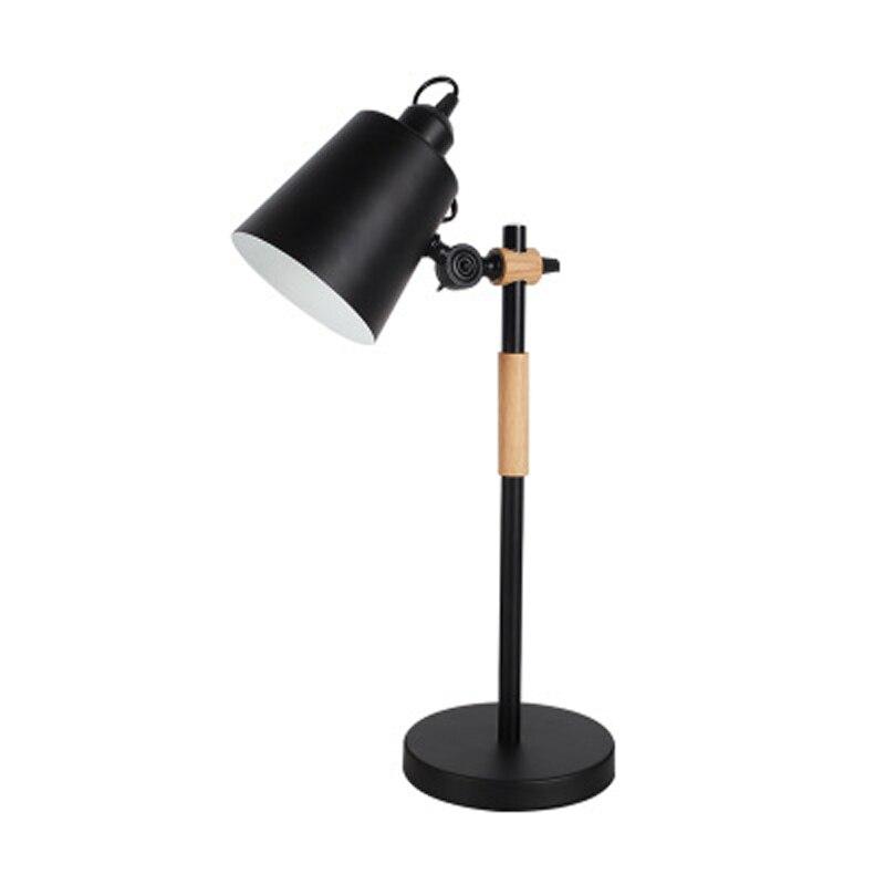 Table lamp eye protection desk lamp simple modern plug-in creative romantic Nordic bedroom bedside lamp hopkins 40215 plug in simple vehicle wiring kit