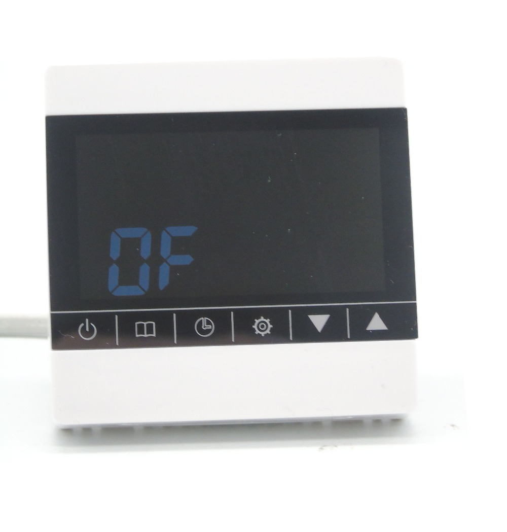 Filter alarm Bypass valve switch Three-speed ventilatorfresh air system with indoor air quality