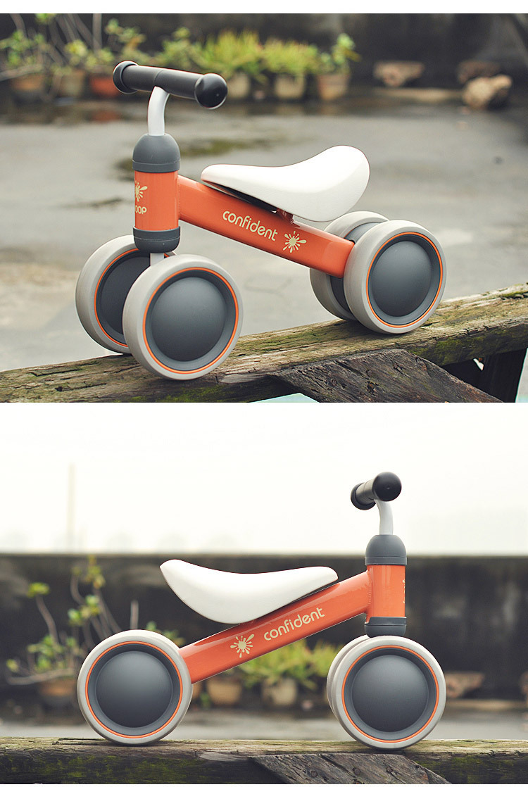 HTB1dOG5lvBNTKJjSszcq6zO2VXav New brand children's bicycle balance scooter walker infant 1-3years Tricycle for driving bike gift for newborn Baby buggy
