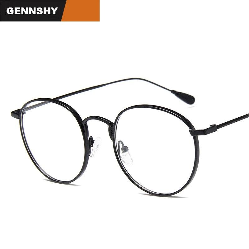 2018 New Trend Korean Optical Frame Retro Big Frame Eyeglasses ...