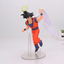 17cm Dragon Ball Z Angel Son Goku Dramatic Showcase 5th season vol.1 PVC Figure Collectible Model Toy Boxed