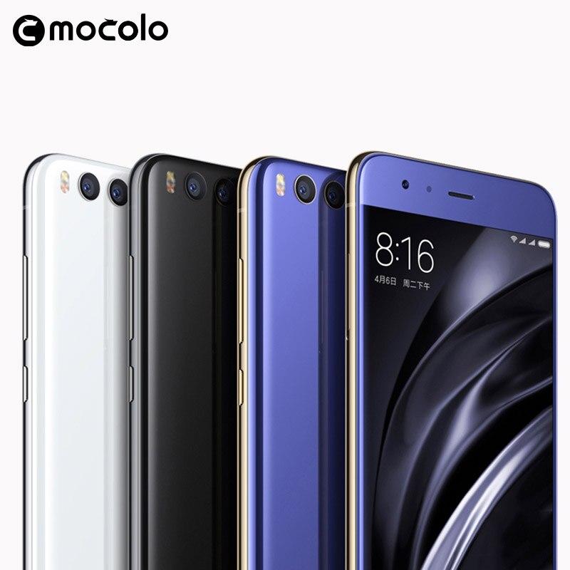 Orijinal Mokolo 4Pcs / Set 9H 2.5D Nano Maye Ekran Qoruyucu Tam - Cib telefonu aksesuarları və hissələri - Fotoqrafiya 4